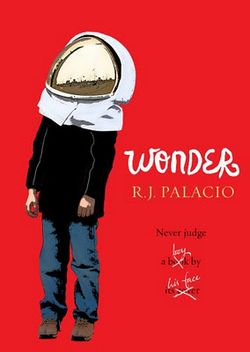 Wonder - Adult Cover